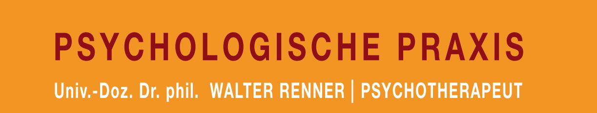 Dr. Renner Walter